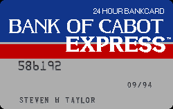 The Bank of Cabot - Cabot, AR