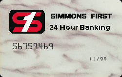 Simmons First National Bank - Pine Bluff, AR