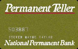 National Permanent Bank - Washington, DC