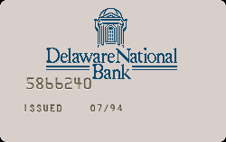 Delaware National Bank - Georgetown, DE