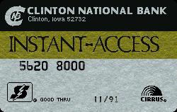The Clinton National Bank - Clinton, IA
