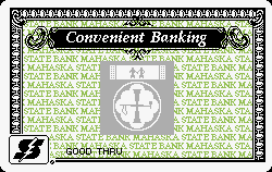 Mahaska State Bank- Oscaloosa, IA