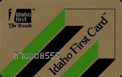 Idaho First Bank - Boise, ID