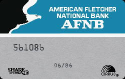 The American Fletcher National Bank - Indianapolis, IN