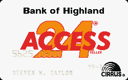 The Bank of Highland - Highland, IN
