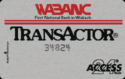 The First National Bank in Wabash - Wabash, IN
