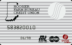 Hoosier Farm Bureau Credit Union - Indianapolis, IN