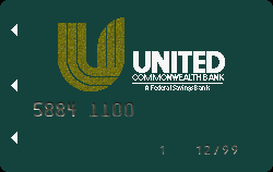 United Commonwealth Bank - Murray, KY