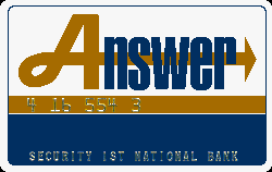 Security First National Bank - Alexandria, LA
