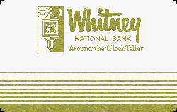 Whitney Bank - New Orleans, LA