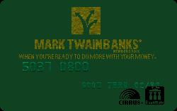 Mark Twain Banks - St. Louis, MO