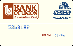 The Bank of Union - Union, NC