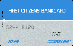 First Citizens Bank - Raleigh, NC
