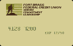 Fort Bragg Federal Credit Union - Fort Bragg, NC