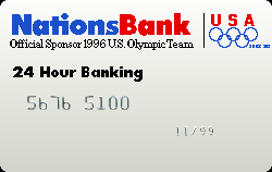 NationsBank - Charlotte, NC