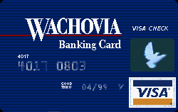 Wachovia Bank - Raleigh, NC