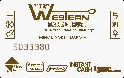 First Western Bank - Minot, ND