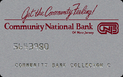 The Community National Bank - Collingswood, NJ