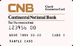 Continental National Bank - Las Vegas, NV