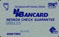 Nevada National Bank - Las Vegas, NV