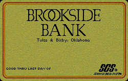 Brookside Bank - Tulsa, OK