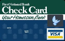 First National Bank - Muskogee, OK
