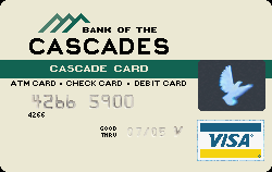 Bank of the Cascades - Bend, OR