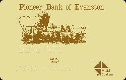 The Pioneer Bank of Evanston - Evanston, WY